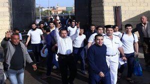 اسماء المساجين المفرج عنهم اليوم الامارات 2019