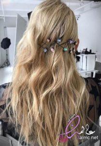 صور قصات شعر بناتي قصير ٢٠١٩